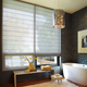 Custom Alustra® Woven Textures® by Hunter Douglas