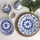 Mercato 16-Piece Dinnerware Set by LC Studio