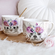 Floral Crown Mug Collection