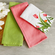 Tulips Kitchen Towels