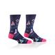 Sail Away Men's Crew Socks by Yo Sox