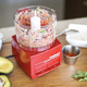 Cuisinart Mini-Prep Red Processor