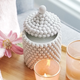 Scented Jar Candle With Lid