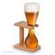 Quarter Yard Beer Glass with Stand by Final Touch