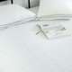 Deluxe Quilted Microfiber Mattress Pad