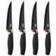 Brooklyn Taylor's Eye Witness Copper 4-Piece Steak Knife Set by David Shaw