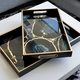 Savoy Agate Tray by Torre & Tagus
