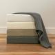 Basket Weave Thermal Cotton Blanket
