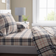 Covent Flannel Sheet Set and Duvet Cover Set