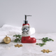 Christmas Cat Lotion Pump