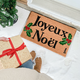 Joyeux Noël Doormat