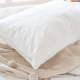 Geneva White Goose Feather Duvet and Pillow