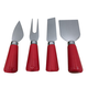 Set of 4 Cheese Knives