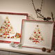 Winter Bakery Delight Christmas Tree Plate and Bowl Collection by Villeroy & Boch