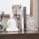 Pair of Cycles Bookend