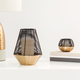 Castello Tealight and Candle Holder by Torre & Tagus