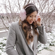 UGG Earmuffs with Integrated Headphones