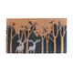 Double Deer Doormat