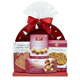 Red Holiday Plate Gift Basket