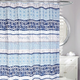 Elliot Fabric Shower Curtain