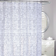 Off The Grid Fabric Shower Curtain