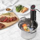 Ricardo Sous Vide Precision Cooker with Color Changing LED Ring