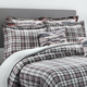 Argento Plaid Bedding Accessories