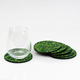 Patterned Coaster Set Collection