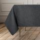 Linen Slub Fabric Table Linens