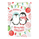 Penguins Scented Sachet by Greenleaf