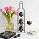 Savoy Metal Wine Rack by Torre & Tagus