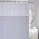 Ranier Stripe Fabric Shower Curtain