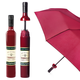 Burgundy Wine Umbrella in a Bottle by Vinrella