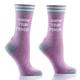 Know Your Power Women's Crew Socks by Yo Sox