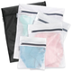 Set of 5 Mesh Wash Bags by InterDesign