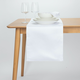 Lux Diamonds Fabric Table Linens Collection
