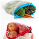 Set of 5 Assorted Reusable Mesh Produce Bags by Kitchenbasics