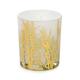 Gold Foliage Candle