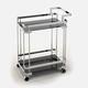 Tinley 2-Tier Bar Cart