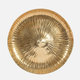 Small Gold Disk Wall Art