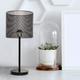 Audette Black Table Lamp