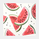Watermelon Table Napkins