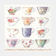 Classic Cups Table Napkins
