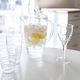 Swirl Acrylic Glassware Collection