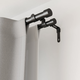 Umbra Cappa Double Curtain Rod - 1
