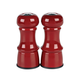 Trudeau Red Salt & Pepper Set