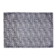 Grey Jacquard placemat