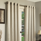 Metallic Stripe Grommet Panel