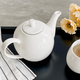 Infusion White Teapot by Maxwell & Williams
