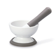 Ricardo Mortar and Pestle